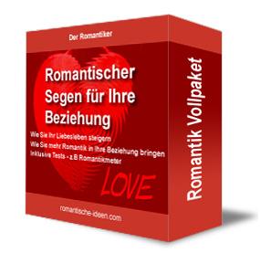 Romantik Vollpaket jetzt exklusiv hier erhältlich